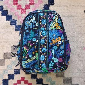 Vera Bradley Backpack Diaper Bag